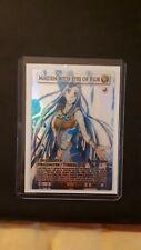 Yu-Gi-Oh! Custom Orica Demoiselle Aux Yeux Couleur Bleu Super Rare