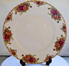 Dinner Plate Old Country Roses Royal Albert Porcelain & China