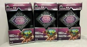 MERGE CUBE - MEET THE MERGE CUBE AR/VR HOLOGRAMS Apple & Android 3 pack