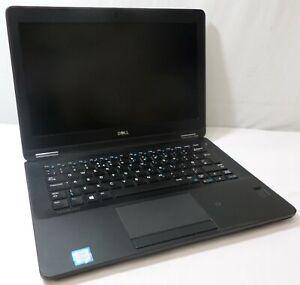 Dell Latitude E7270 Laptop Core i7 6th Gen 2.6GHz 8GB 128GB SSD WWAN Win10Pro