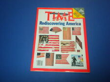 TIME MAGAZINE July 7,1980 REDISCOVERING AMERICA A TAX CUT high grade NO LABEL