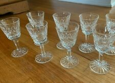 """Waterford Crystal Lismore Cordials 