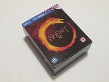The Hobbit Trilogy Blu-Ray 3D Region Free