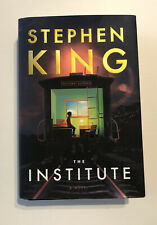 The Institute : A Novel by Stephen King (2019, Hardcover) First Edition