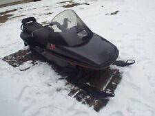 1990 Ski-Doo Safari Glx 2 Up Snowmobile