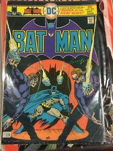 BATMAN 270  DC Comics
