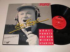 LP/EDI FINGER/TOTO PRÄSENTIERT/HÖHEPUNKTE AUS DEM WIENER STADION/Polydor 831342-