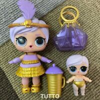 LOL Surprise Doll The Great Baby & Lil Sister Series 4 Toys Girl Gift