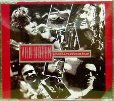 VAN HALEN 'POUNDCAKE' 3-TRACK CD SINGLE