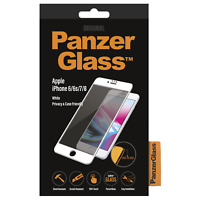 PanzerGlass iPhone 6/6s/7/8 White - Privacy Screen Protector P2620
