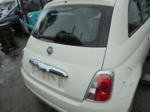 FIAT 500 2009 TAILGATE WHITE COLLECTION ONLY