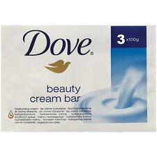 3x dove bathing fragrance soap Moisturising Beauty Body Skin Cream Bar 3 x 100gm