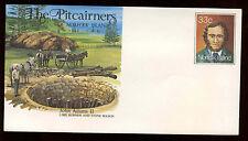 Norfolk Island John Adams II Pre-stamped Cover Unused #C14037
