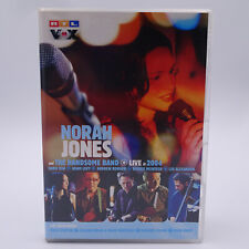 Norah Jones and the Handsome Band Live 2004 DVD Musik Film Movie
