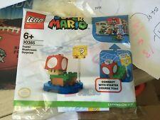 LEGO 30385 SUPER MARIO ;SUPER MUSHROOM SUPRISE.POLYBAG.IN HAND
