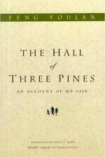 The Hall of Three Pines: An Account of My Life (Shaps Library of Translations)