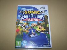 Sonic & Sega All-stars Racing Wii Nuevo Y Sellado