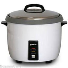 Robalec 5.4L 30 Cup Rice Cooker with Non-Stick Coated Bowl + Cup & Spoon SW5400
