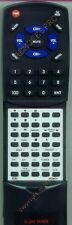 Replacement Remote for NAKAMICHI RE10, RE35D1