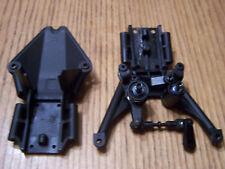 Traxxas 4x4 6708 Stampede Bellcrank Servo Saver Front & Rear Bulkhead Skid Slash