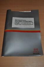 Werkstatthandbuch Reparaturleitfaden SEAT Ibiza 02 Cordoba 03 Radio Telefon Navi