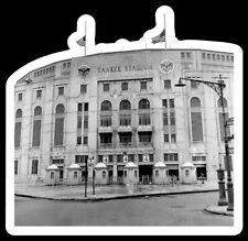 Vintage Yankee Stadium MAGNET The Bronx MLB Baseball New York Ruth Built