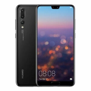Huawei P20 Pro CLT-L04 128GB Black (Unlocked GSM) Android 4G LTE Smartphone B