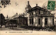 CPA Militaire, Plombieres les Bains - Le Casino (279037)