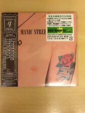 MANIC STREET PREACHERS-2CD JAPANESE-GENERATION TERRORISTS-32 TRACKS-2009-M/UNPLD