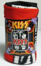 KISS FACES PRINTED THROW NEW 2009
