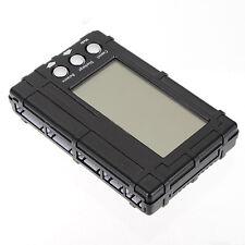 3-in-1 RC 2s-6s LCD Li-Po Akku Balancer Voltage Meter Tester + Entlader GY
