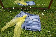 Womens Vtg Levis 546 Sexy Denim Hot Pants Jeans Shorts Hand Custom sz W28 M47