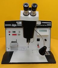 Dage MCT22 Wire Bond Pull Shear Microtester 22 Bausch & Lomb StereoZoom 7 As-Is