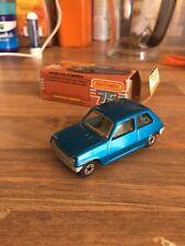Matchbox Renault 5