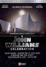 OPENING GALA CONCERT John Williams Celebration DVD Walt Disney Concert Hall NEW
