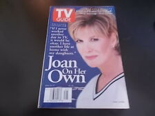 Joan Lunden - TV Guide Magazine 1997
