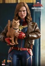 Hot Toys 1/6 MMS522 - Captain Marvel - Captain Marvel (Deluxe Version) IN STOCK
