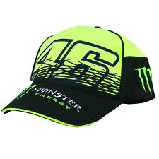 New Monster Energy x VR46 Valentino Rossi Monster Monza Cap 2017 from Japan