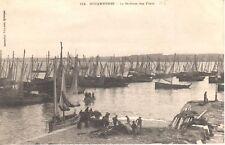 Carte Postale - (29) Finistère - CPA - Douarnenez - Le Séchage des Filets