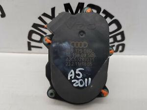2011 AUDI A5 3.0 TDi V6 DIESEL INTAKE MANIFOLD ACTUATOR OEM 059129086L