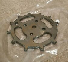 Toyota K Motor 12-1T Crank Trigger Wheel 3K 4K 5K 12-1 Tooth EFI Corolla Starlet