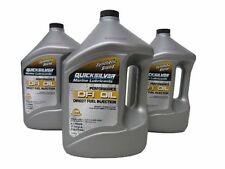 Quicksilver DFI Oil per motori Optimax - Confezione da lt 4 00