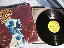 Jethro Tull  WAR CHILD LP Album Canada pressing