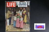 💎LIFE MAGAZINE JUL 1969 THE YOUTH COMMUNES NEW WAY OF LIVING CONFRONTS THE US💎