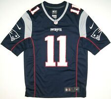 Nike NFL New England Patriots Julian Edelman #11 Jersey Men's T-shirt Size S