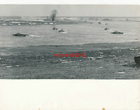 Foto, Militär, NVA, Panzer in der Oder, Manöver in Polen, DDR, Grossfoto, 14