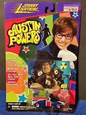 Austin Powers Shaguar 1:64th by Johnny Lightning - HOLLYWOOD on Wheels
