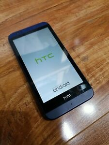 #E) HTC Desire 510.OPCV100 -  Blue (Virgin Mobile) Fast Shipping.