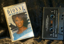 DIONNE WARWICK  - Cassette - The Love Song Collection 1989 - Pickwick
