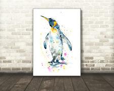 Artist Blue Animals Art Prints